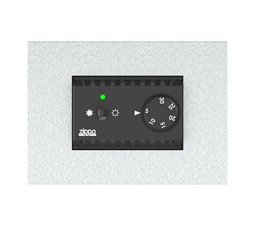 Thermostat for modular serie
